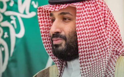 ولي العهد يهاتف رئيس المجلس السيادي لمبادرة السعودية الخضراء