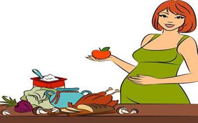 نصائح غذائية للحوامل بأكثر من جنين ..  بقلم: د. نجوان عبدالرزاق
