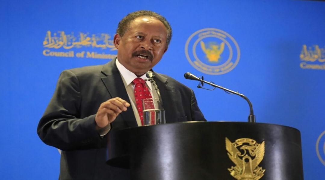 دكتور حمدوك :البلاد تمر بأسوأ وأخطر أزمة تهدد الإنتقال وتنذر بشرٍ مُستطير