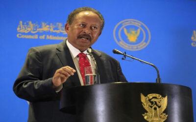 د.حمدوك يخاطب السودانيين بسداد متأخرات البنك الدولي