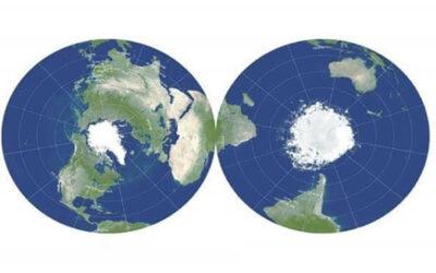 """""""جامعة برينستون"""": ابتكار خريطة جديدة للعالم"""