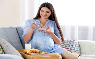 النظام الغذائي العلاجي لسكري الحمل واثره على الام والجنين