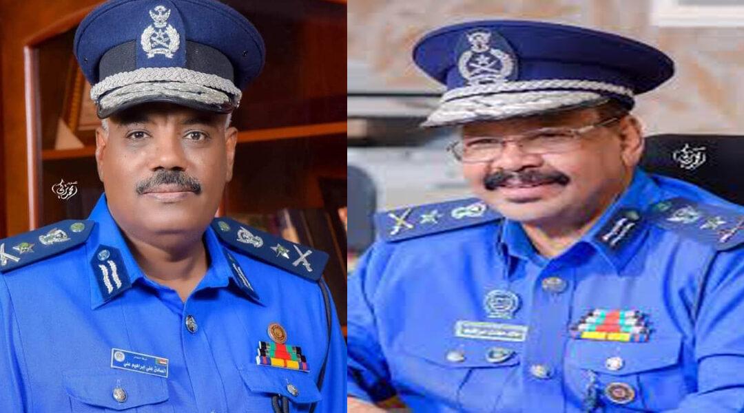 الفريق شرطة خالد مهدي مديرًا عامًا لقوات الشرطة
