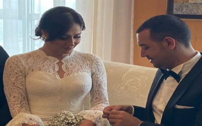 زواج داعية إسلامي مصري من ممثلة يثير الاندهاش ويتصدر الترند