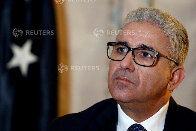 ليبيا: نجاة وزير الداخلية الليبي من محاولة إغتيال