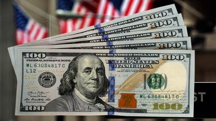 إستقرار سعر الدولار مقابل الجنيه في السوق السوداء وإرتفاعه في البنوك