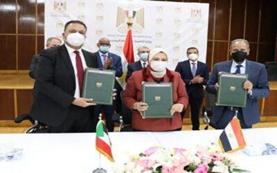 أجهزة رفع كفاءة شبكة الربط الكهربائي بين مصر والسودان