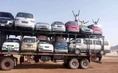 توقيف نظامي يتبع للحرس الجمهوري يقود سيارة بوكو حرام