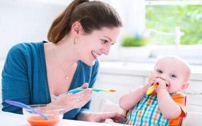 التغذية التكميلية للأطفال … بقلم: د.نجوان عبدالرزاق حمد الترس