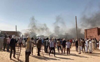10 قتلى و32 جريح في أحداث سوف عمرة بشمال دارفور