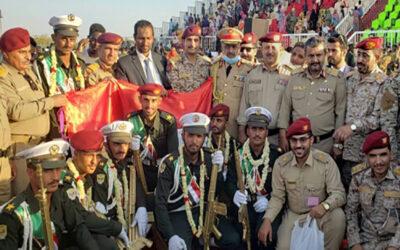 تخرج عدد من اليمنيين الدارسين في الكلية الحربية السودانية