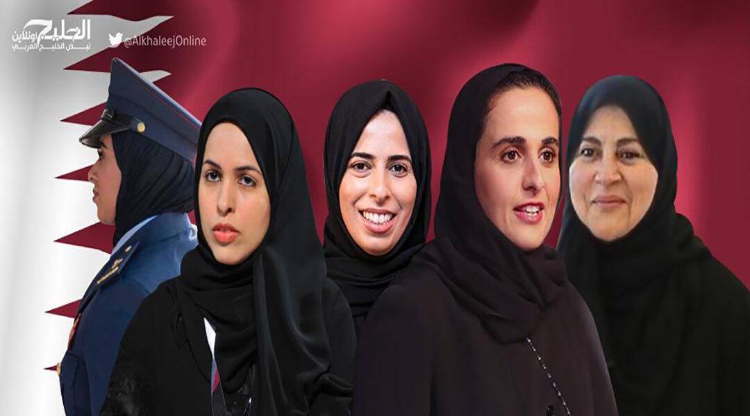 قطر نموذج .. أوقدوا بريقهن في يوم المرأة