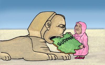 كاريكاتير …. بقلم: عمر دفع الله