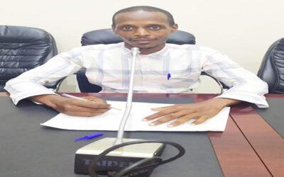 الناشط الإعلامي الاثيوبي مصطفى حبشي في ضيافة سودان بوست