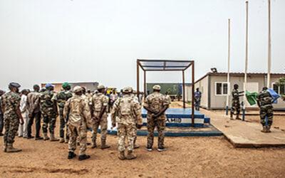 مخاوف من نهب مواقع بعثة يوناميد بولاية شمال دارفور