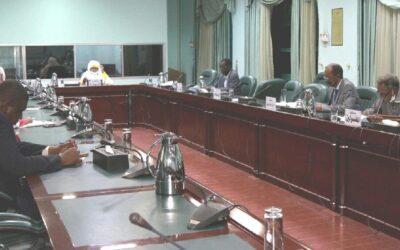 حكومة النيل الازرق تعلن حرصها على تمكين شركات التعدين