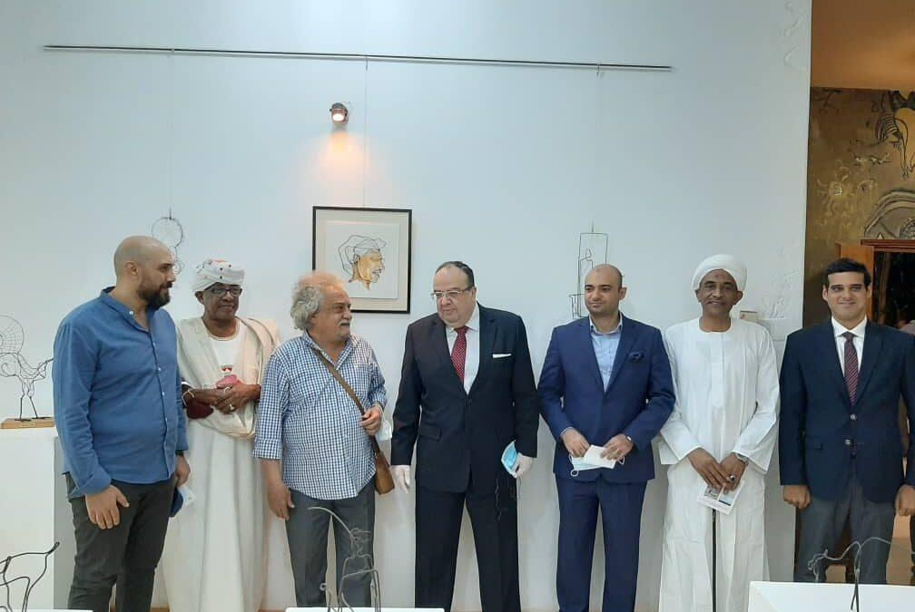 إنطلاق فعاليات الملتقى الثقافي الحضاري السوداني المصري