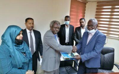 MTN سودان توقع على تقديم خدمة موبايل اموال