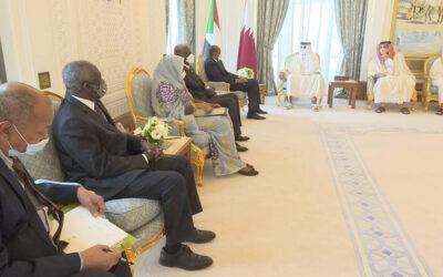 قطر والسودان علاقات تشاركية