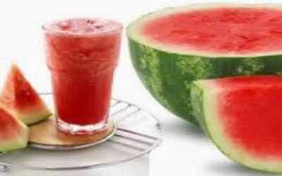 """""""عصير البطيخ"""" يطرد السموم من الجسم ويسهل الهضم"""