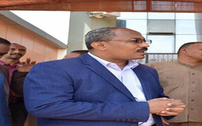 حمدوك يعيين الصادق ابراهيم مديرا لشركة أرياب للتعدين