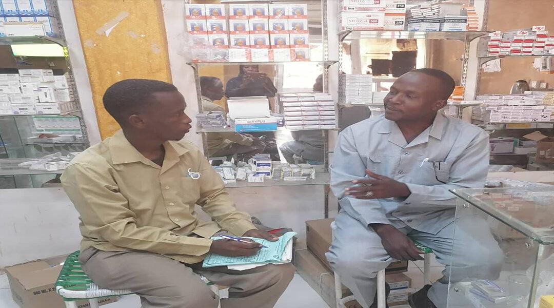 سكرتير  الكوادر الطبية والصحية بالقضارف في ضيافة سوداني بوست