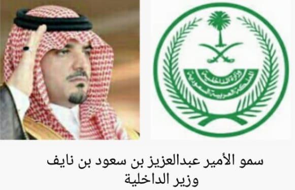 وزير الداخلية السعودي : أمن المملكة خط أحمر