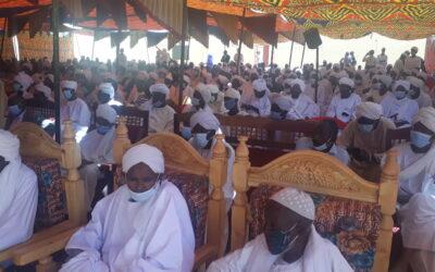 وفد رفيع من حزب الامة القومي يزور شمال دارفور
