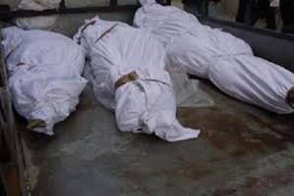 العثور على جثث 3 اطفال مقتولين بكبكابية في شمال دارفور