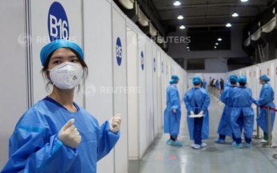 الصين :أعلى إصابات بكورونا منذ أكثر من شهرين