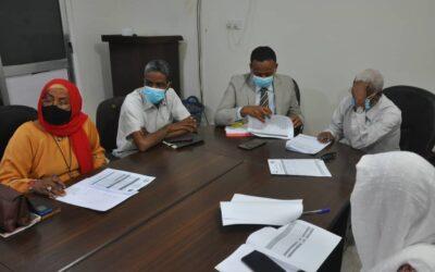 صحة الخرطوم تنوه المواطنين لأخذ الجرعة الثانية للقاح كورونا