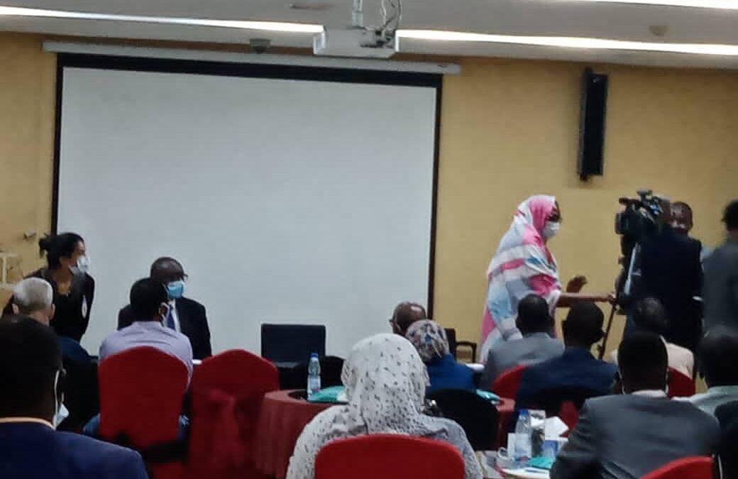 الطاهر حجر : إتفاق جوبا مدخل لحل أزمة الدولة السودانية