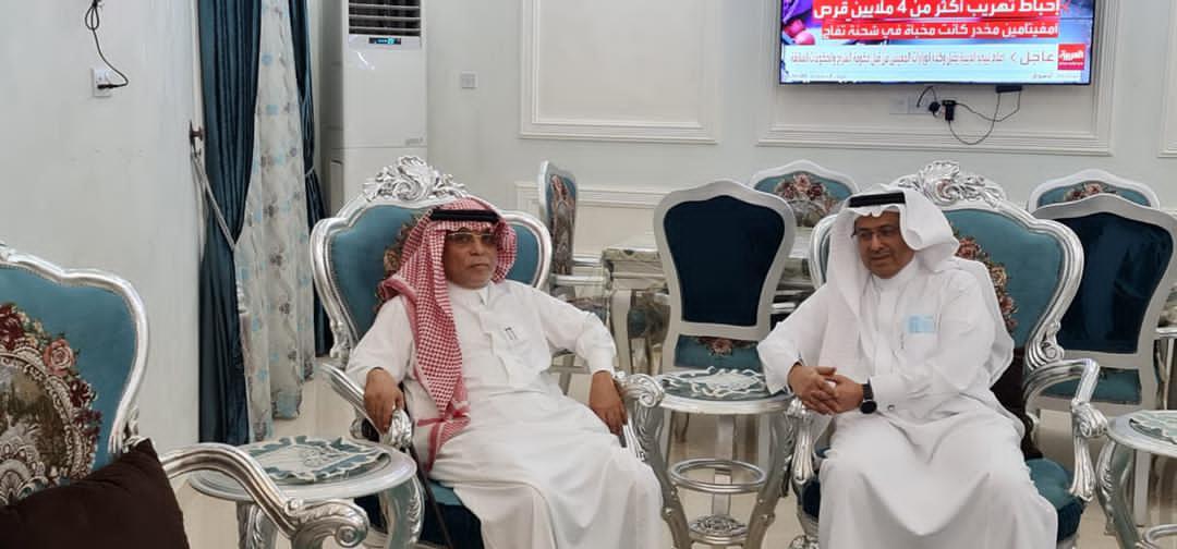 السفير السعودي يستعرض اوضاع الطلاب السعوديين بالسودان