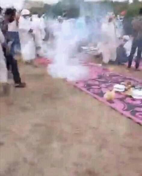 تيار الشباب الإسلامي يبعث برسائل على خلفية أحداث إفطار بدر