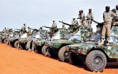 المتمردون التشاديون يؤكدون مقتل قائدهم في غارة جوية