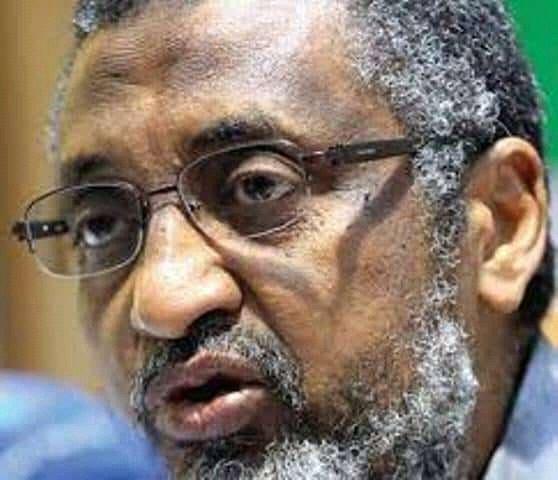 وفاة الأمين العام للحركة الإسلامية السودانية صباح اليوم