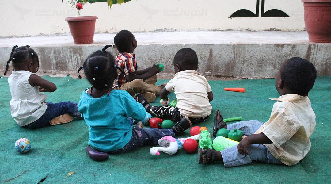 أطفال السودان تحت رحمة الإبادة
