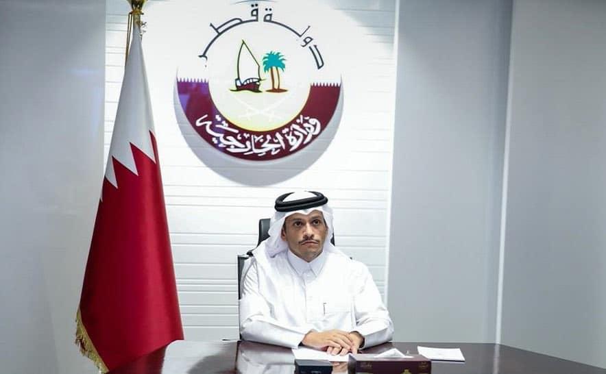 وزير خارجية دولة قطر يصل الخرطوم مساء اليوم