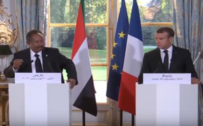 مؤتمر باريس يعيد السودان للتعامل مع المؤسسات المالية الدولية