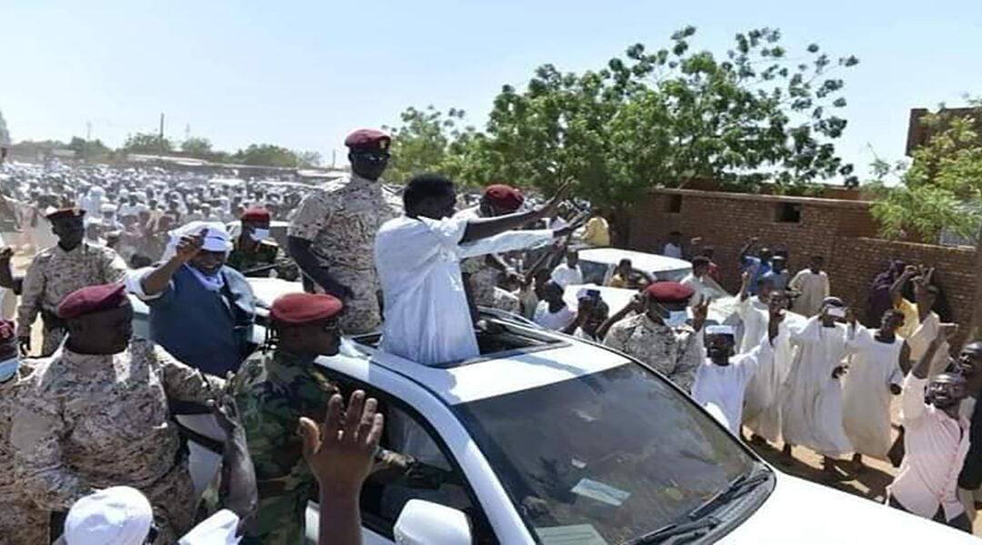 لماذا يخاف الفل مارشال من الذهاب إلى دارفور؟؟