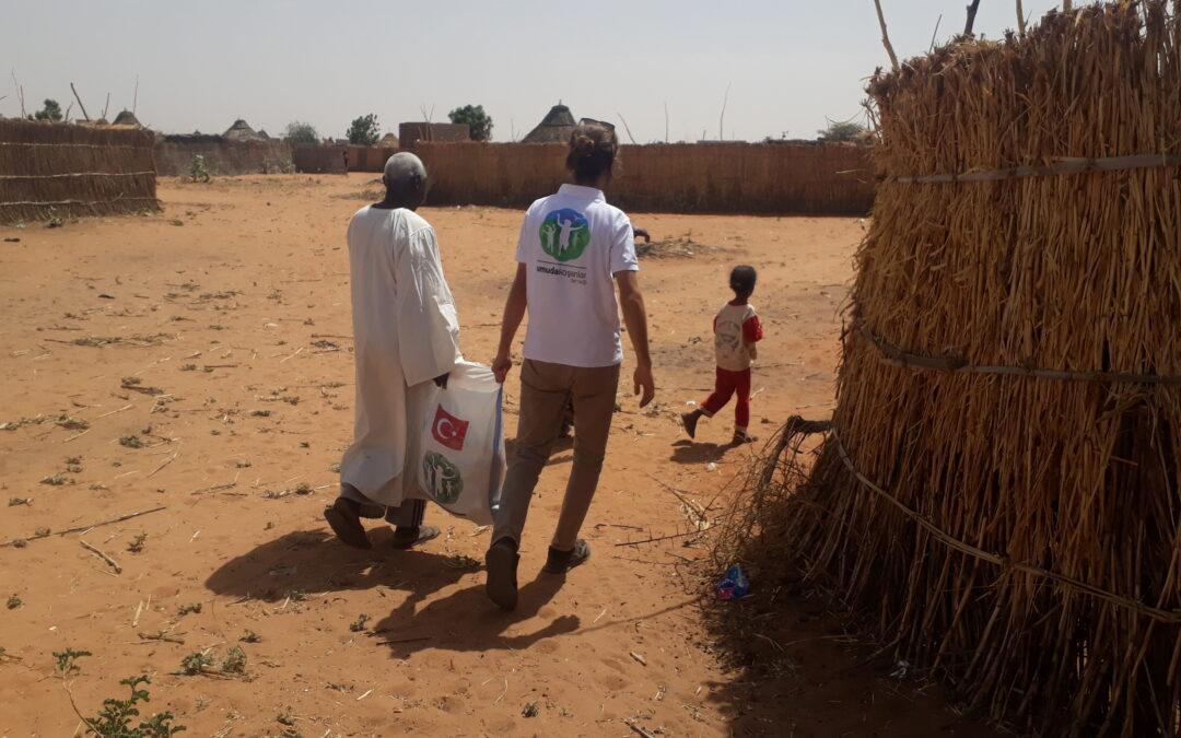 تدشين سلة رمضان التركية بولاية شمال دارفور