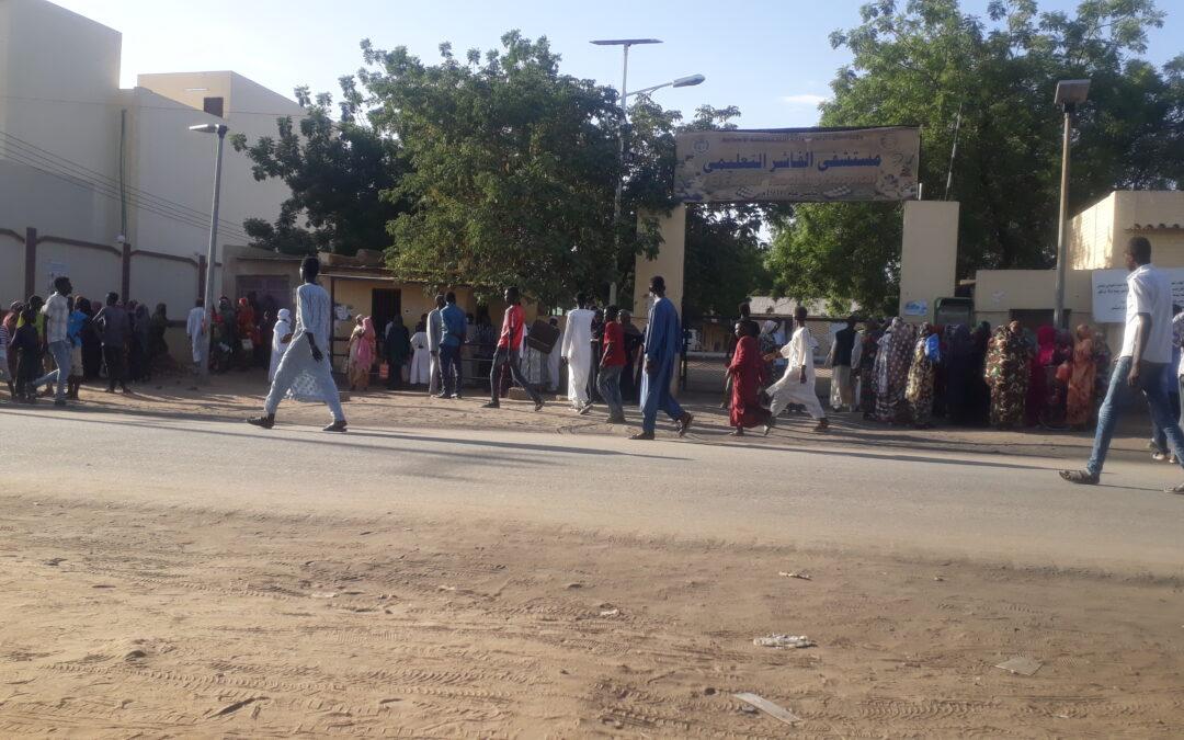 شمال دارفور توقف عسكرين ضالعين في تعذيب ومقتل شخصان