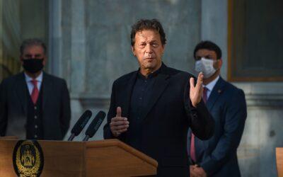 رئيس باكستان يهدد الدول الغربية بحملة مقاطعة تجارية  شاملة