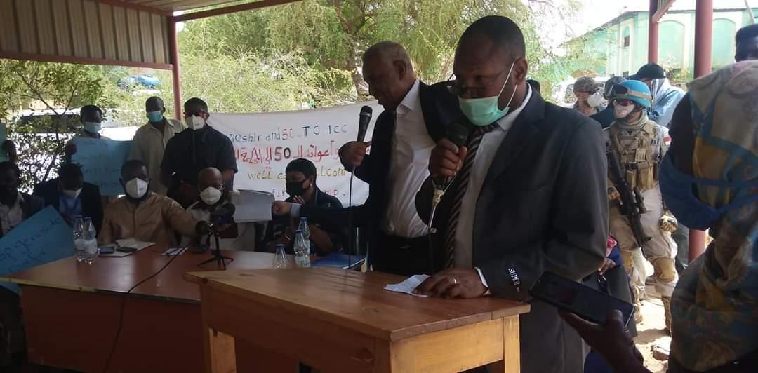 بنسودا: تعلن إرسال فريق من المحققين للجلوس مع ضحايا الحرب