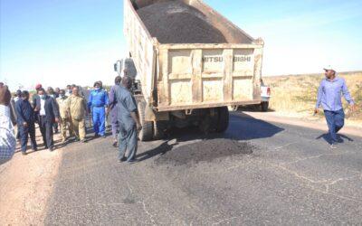 حزمة إصلاحات لإعادة تأهيل هيئة الطرق والجسور بالقضارف