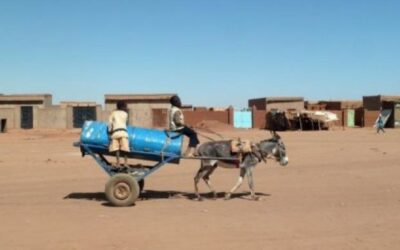 ازمة عطش حادة تضرب اجزاء واسعه من الفاشر بشمال دارفور