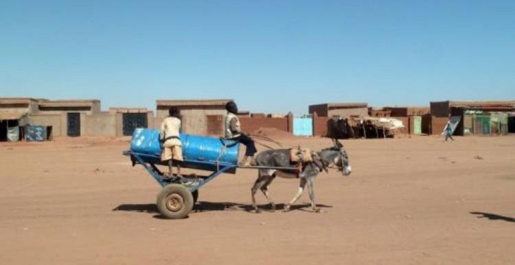 أزمة مياه حادة تضرب مدينة الفاشر بشمال دارفور