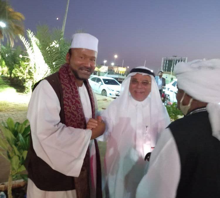 تحالف أبناء الشمال يلتقي السفير السعودي بالخرطوم