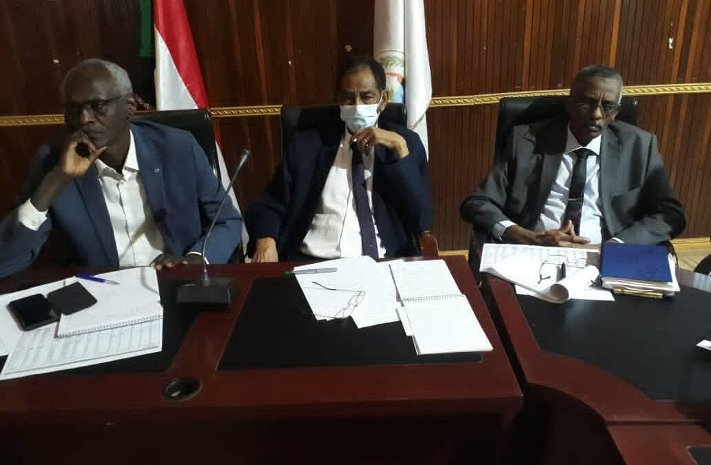 حربي يترأس إجتماع مناقشة وزارة الري لإستعدادات الموسم الصيفي