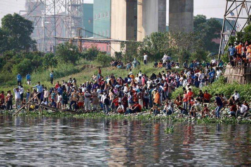 بنغلاديش تؤكد مصرع نحو ٢٦ غرقا وفقدان آخرين
